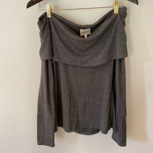 Anthropologie Tops - Off the shoulder anthro top